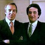 Jaime Aragall with Jose Carreras.