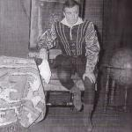 As the Duke in Rigoletto